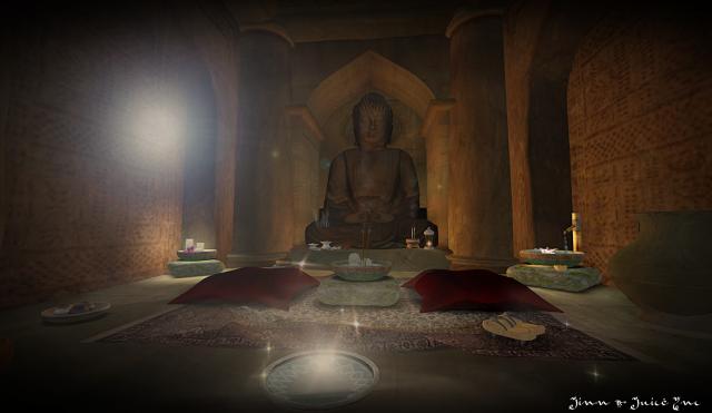 5 Buddha cove