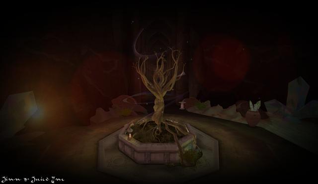 8 caves tree
