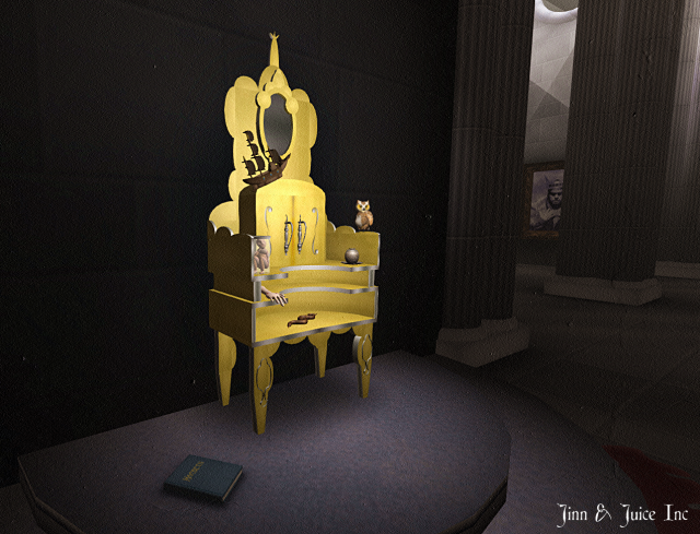 Mb Throne