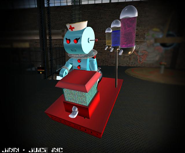 Bots Nurse