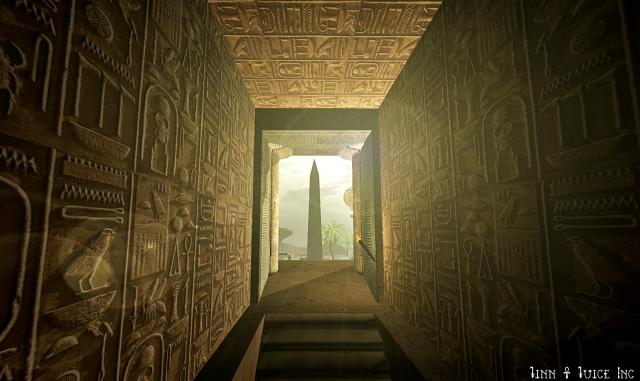 SL Destinations: The Pharaoh's Tomb | Jinn & Juice Inc.