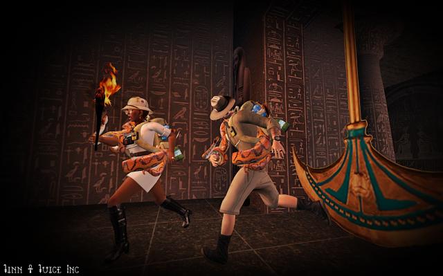 egypt run snakes