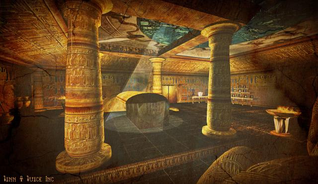 egypt tomb 1