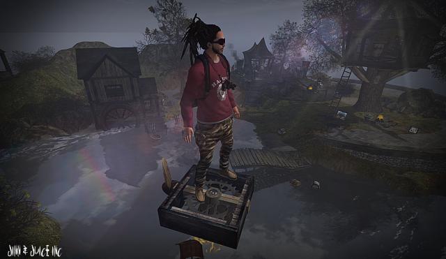 NUM flying box