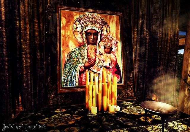 Bayou Altar