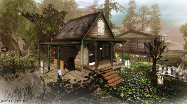 Bayou House 2