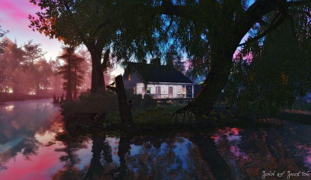 Bayou House 4