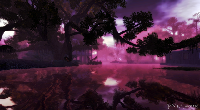 Bayou purple 3