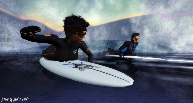 surf Us paddling